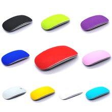 Мышь наклейка для Magic Mouse чехол для Apple Macbook Air Pro 11 12 13 15 протектор пленка для Mac Magic силикон мышь очиститель