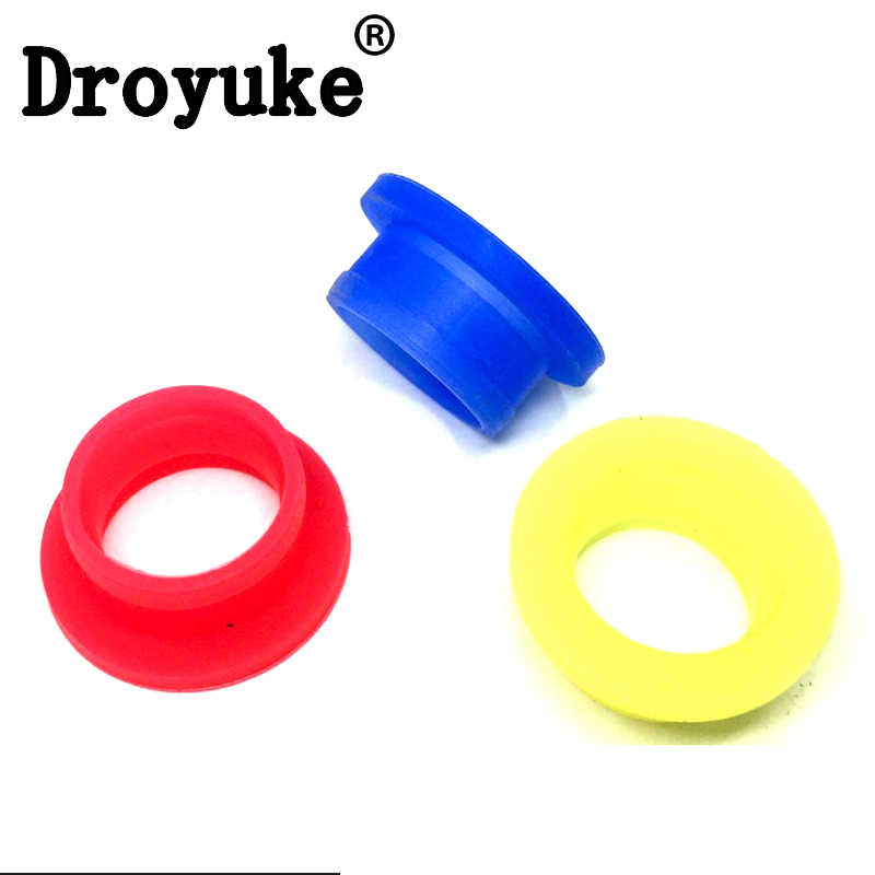 5pcs Silicone Joint Exhaust Rubber Adapter Coupler Gasket Rubbe 1//8 Nitro RC Car