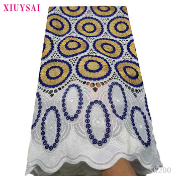 Swiss Voile Laces In Switzerland Nigerian Laces Fabrics High Quality African French Tull Laces Fabric For Wedding  S200