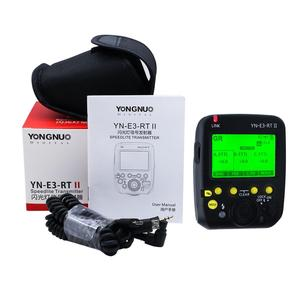 Image 5 - YONGNUO R3RT YN E3 RT II TTL Radio Trigger Speedlite Transmitter as ST E3 RT for Canon 600EX RT,YONGNUO YN600EX RT