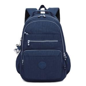 Image 2 - TEGAOTE Kind Schule Rucksack für Teenager Mädchen Mochila Rucksack Schulter Taschen Nylon Wasserdichte Frauen Bagpack Reise Zurück Pack Tasche