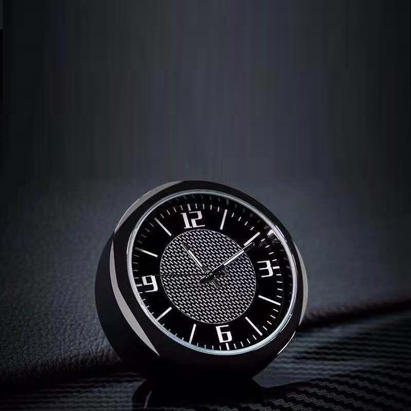 Acessórios relógio relógio carro saída de ventilação do carro clipe mini decorativa tempo de exibição do painel do carro painel do carro decoração