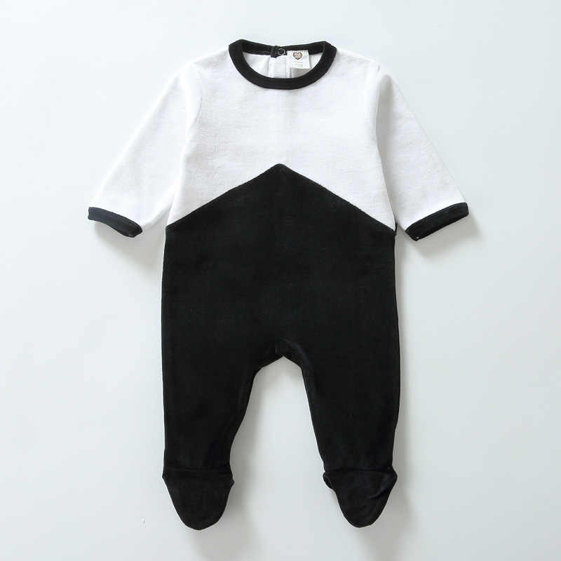 Baby rompers clothes long sleeves children clothing baby newborn overalls kids boy girls clothes baby jumpsuit two colors romper
