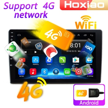 4G Android 8.1 Car Radio Multimedia Video Player 9 inch 10 inch Mirrorlink 2DIN WiFi RAM 2G ROM 32G Navigation GPS 2 Din Audio