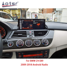 Android 4 64G PX6 Car Radio DSP Multimedia Player Autoradio Touch Screen GPS Navigation CarPlay For BMW Z4 E89 2009 2018 CIC NBT