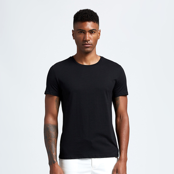 Solid Color Cotton Men's T Shirt Black T shirts Casual T-shirt 100% Cotton Man Tee Shirt Plain Fashion Tops Dropshipping T-shirt gildan solid color cotton t shirts men clothing male slim fit t shirt man t shirts casual brand t shirt mens tops tees 63000