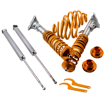 4x Coilover Shock Suspension For BMW 3 Series E36 316i 318i 318is 320i 323i 325i 328i Spring Coupe Saloon Touring 1992-2000 image