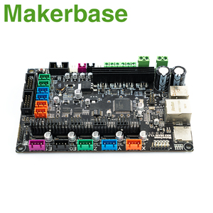 Image 3 - Makerbase MKS SBASE V1.3  32bit control board support marlin2.0 and smoothieware firmware Support MKS TFT screen and LCD