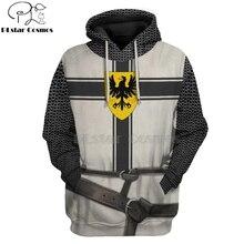 PLstar Cosmos All Over Printed Knights Templar 3d hoodies/Sweatshirt Winter autumn funny Harajuku Long sleeve streetwear-40