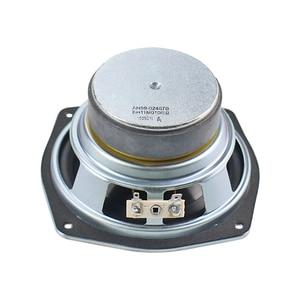 Image 5 - GHXAMP 4.5 INCH 8ohm 30W Midrange Woofer Speaker Bullet Car Loudspeaker Home Theater PC Basin Rubber Speaker 50W DIY