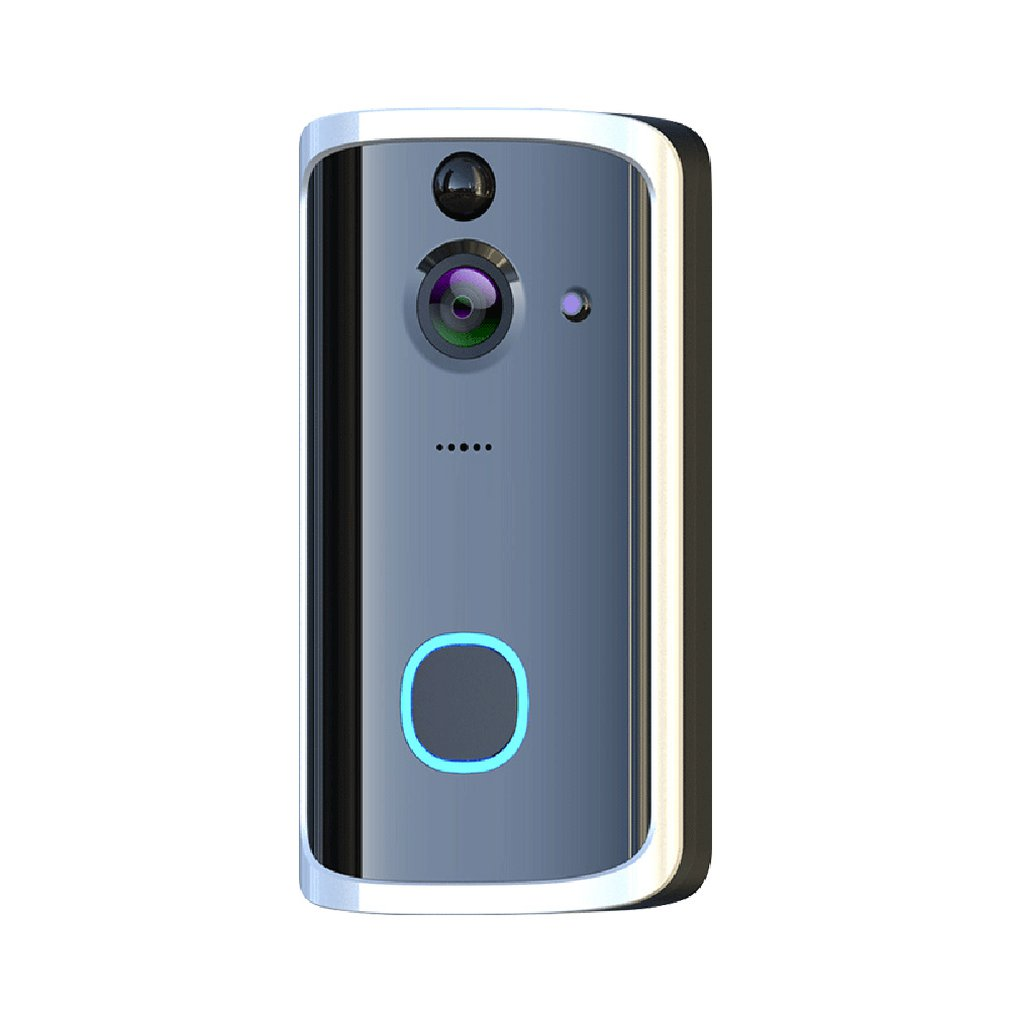 M12 Home Smart Low Power Wifi Wireless Video Doorbell Voice Intercom Mobile Phone Monitoring Alarm Doorbell