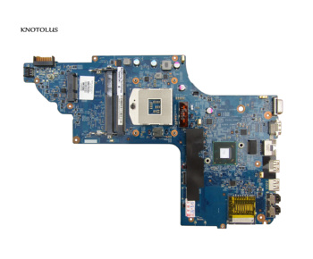 High quality Free Shipping 682176-001 for HP PAVILION DV6 DV6-7000 Laptop motherboard 682176-501 HM77 100% Tested