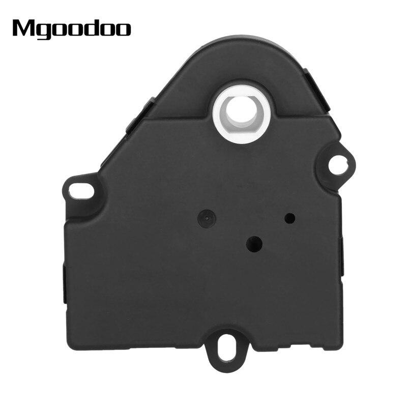 Mgoodoo 604-938 HVAC Heater Air Blend Door Actuator For Mercedes-Benz ML320 ML350 ML430 ML500 ML55 AMG 1638200108