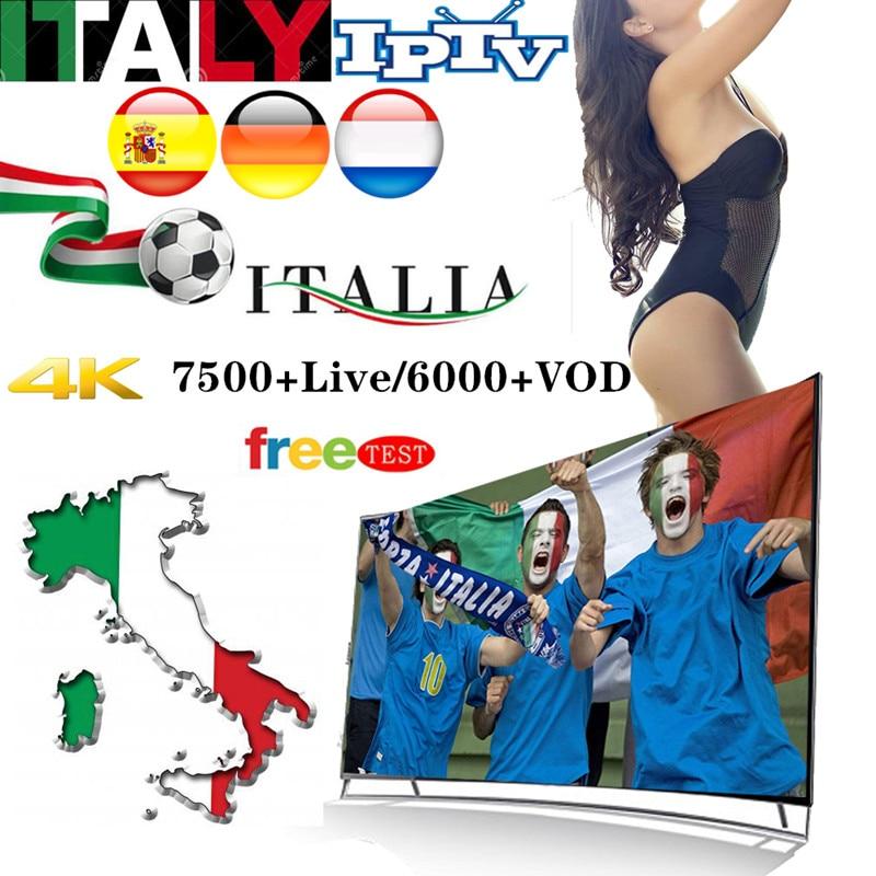 Italy IPTV France Belgium Spain Portugal Greek German Subscription Code Android M3u Smartv Tv Sweden Norway Greek Turkey Iptv M
