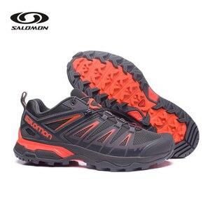 Мужские спортивные кроссовки Salomon SpeedCross 17, легкие кроссовки для бега