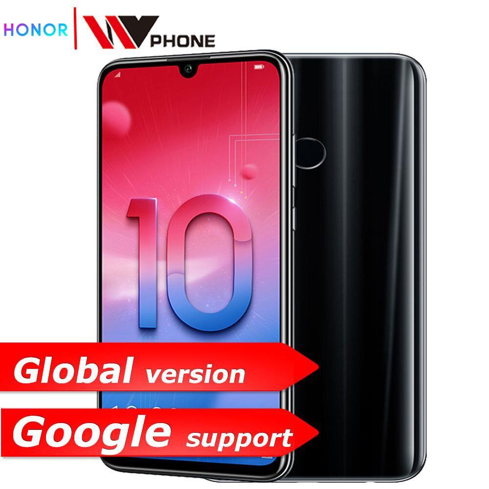 Купить Оригинал Huawe honor 10 Lite honor 10 смартфон 6,21 дюймов 2340*1080 Восьмиядерный мобильный телефон 3 камеры отпечатков пальцев мобильный телефон на Алиэкспресс