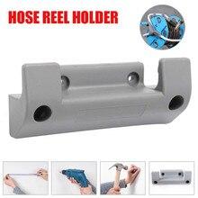 Garden Hose Reel Holder  Water Hose Reel Holder Wall Mount Garden Hose Pipe Fixing Bracket Tool with 4pcs Expansion Screws