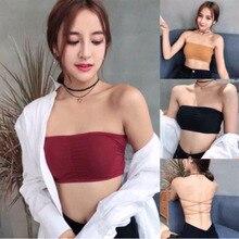 Lingerie Tube Strapless Push-Up Sexy Women Summer Bras-Top Wireless-Bra Brand New-Arrival