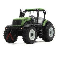 Сельскохозяйственная техника, модель автомобиля, Инженерная модель автомобиля, трактор, Инженерная машина, трактор, Игрушечная модель для детей, игрушки-фигурки