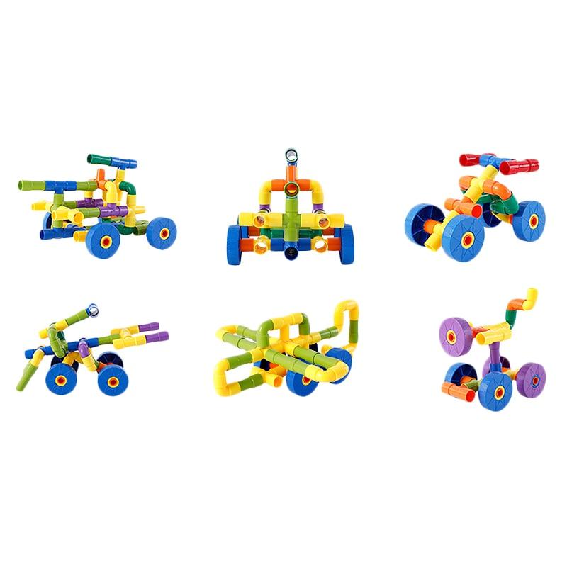 Onshine Children'S Pipe Building Blocks Toys