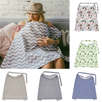 Cotton Breathable Mother Breastfeeding Cover Baby Nursing Cover Outdoor Baby Shawl Feeding Covers Apron Cover Maternity Pads multifunctionl new nursing cover mother breast feeding cotton maternity nursing apron breastfeeding covers muslin