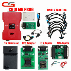 CGDI Prog MB For Benz Support All Key Lost Fastest Add CGDI MB Auto Key Programmer Online Password Calculation Original Upgrade
