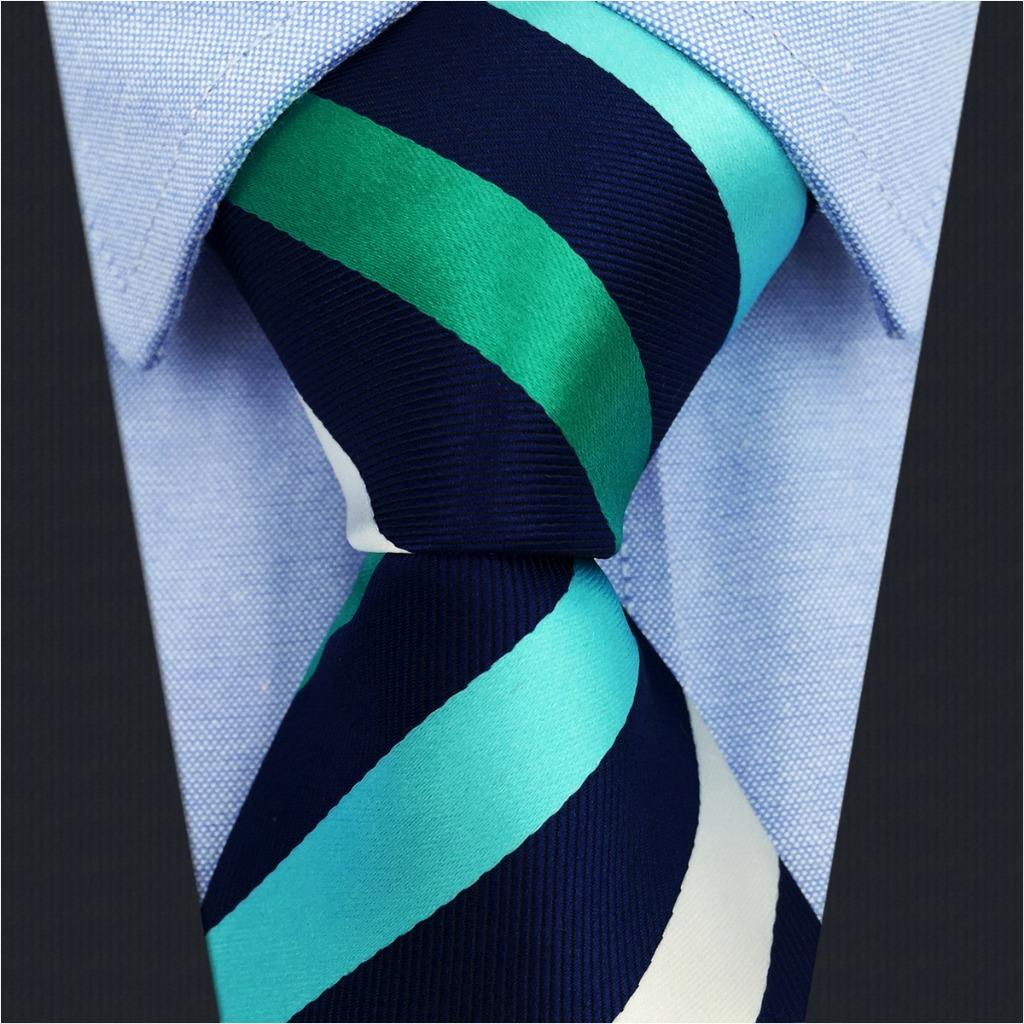 Multicolor Striped Silk Mens Necktie Set Wedding Fashion Novelty Dress Pocket Square X long in Men 39 s Ties amp Handkerchiefs from Apparel Accessories