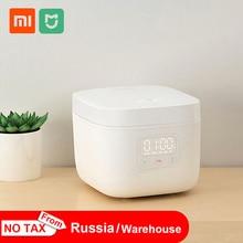 Xiaomi mijia 1.6l panela de arroz elétrico cozinha mini fogão pequeno arroz cozinhar máquina nomeação inteligente display led