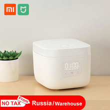 Xiaomi olla eléctrica para arroz Mijia, 1,6l, Mini cocina, máquina de cocina pequeña para arroz, cita inteligente, pantalla Led