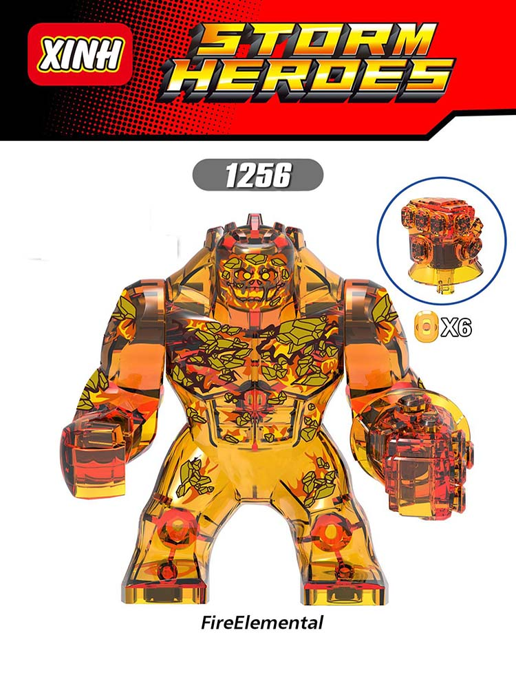 New Compatible LegoINGlys Super Heroes Spider-Man Far From Home MiniFigure Water Fire Elemental Earth Wind Blocks Toys Boys Gift