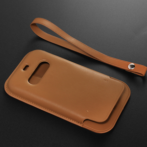 Image 3 - Luxury Original Support Wireless Charging Wallet Case For iPhone 12 Pro Max Magsafe Case For iPhone 12 Leather Card Bag Cover