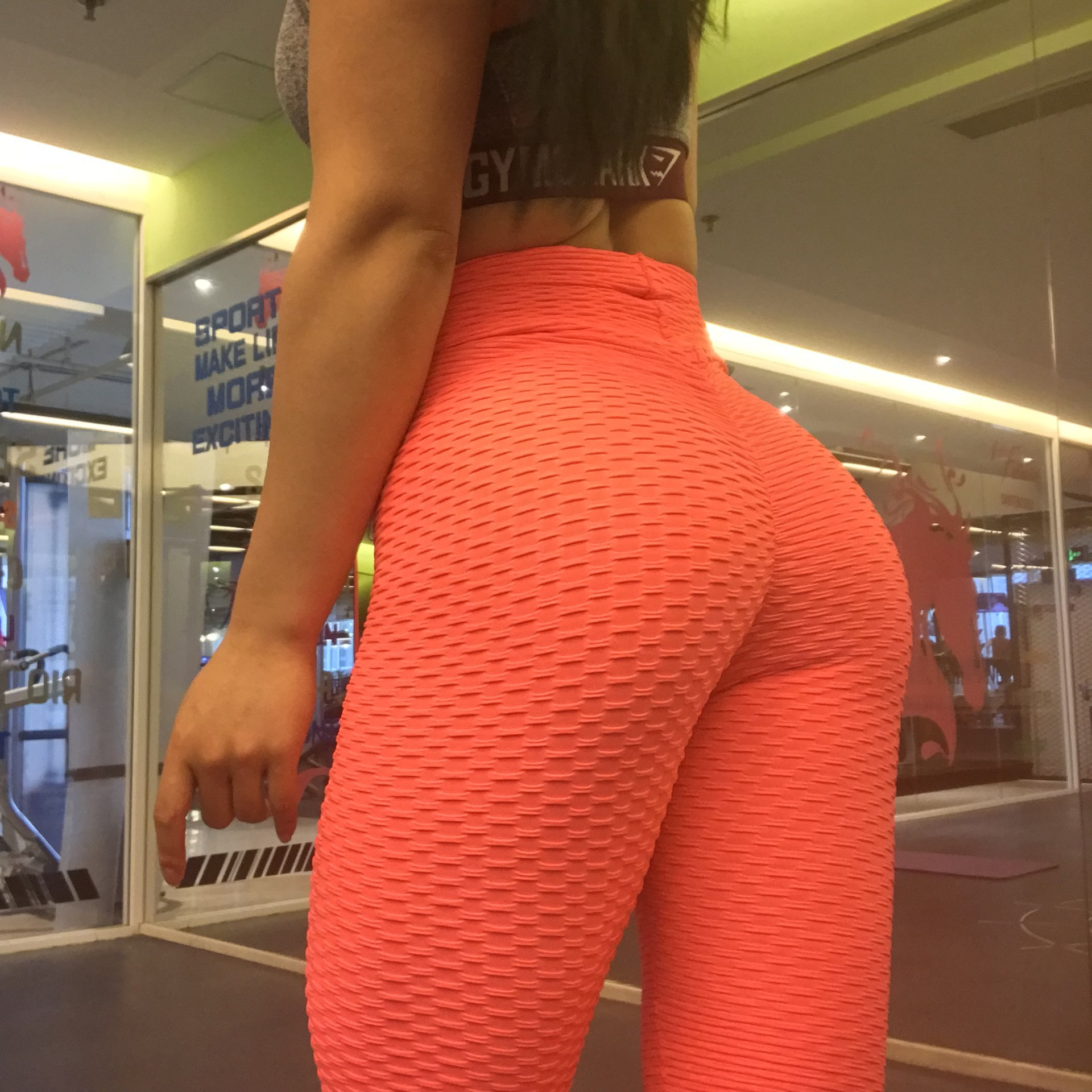 Anti Cellulite Leggings Women Pants Sport Fitness Push Up Work Out Butt Lifting Stretch High Waist Legging Woman Plus Size 6