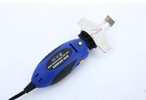Image 3 - Mini Kettensäge Kette 12V Kettensäge Spitzer Grinder Hohe Qualität Elektrische Grinder Datei Tools Power Tool