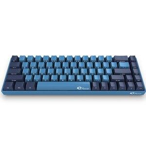 Image 5 - AKKO 3068 SP Ocean Star 68 Tasten Gamingl Tastatur Wired USB Typ C Kirsche Schalter 85% PBT Tastenkappen Computer gamer Programmierbare