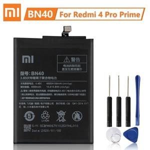 Image 4 - XiaoMi Batería de repuesto Original, BN30 BN42 BN40 BM47 para Xiaomi Redmi 4A Redmi 4 Pro Redmi 3 3S 3X 4X Redmi 3 Pro