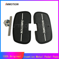 Original Metal Pedal Pads For INMOTION V10 / V10F Unicycle Self Balance Electric Scooter Skateboard Hoverboard Accessories