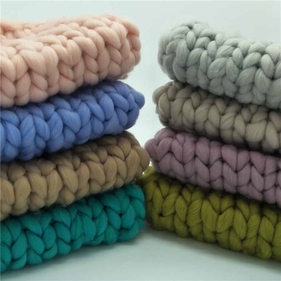 40 35cm fio grosso cobertor cobertor da fibra acrilica de artesanato cesta stuffer filler bebe recem