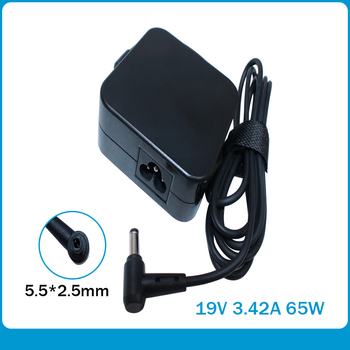 19V 3.42A 5.5*2.5mm Charger Power Supply Original AC Laptop Adapter For Asus PA-1650-78 PA-1650-48 ADP-65GD B ADP-65AW A genuine adp 150vb b 19 5v 7 7a 150w laptop adapter power supply for msi gs60 ghost pro 606 gs70 stealth 2pe 430au ge62 adapter