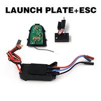 LeadingStar FT011 RC Boat Launch Plate + ESC Set Spare Parts for Feilun Old/New A and B Version
