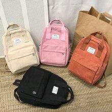 New Trend Female Backpack Fashion Women Backpack College School School Bag Haraj