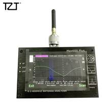 "TZT Max600 Plus HF/VHF/UHF Antenne Analyzer 0.1-600MHZ w/4.3 ""TFT LCD touch Screen(China)"