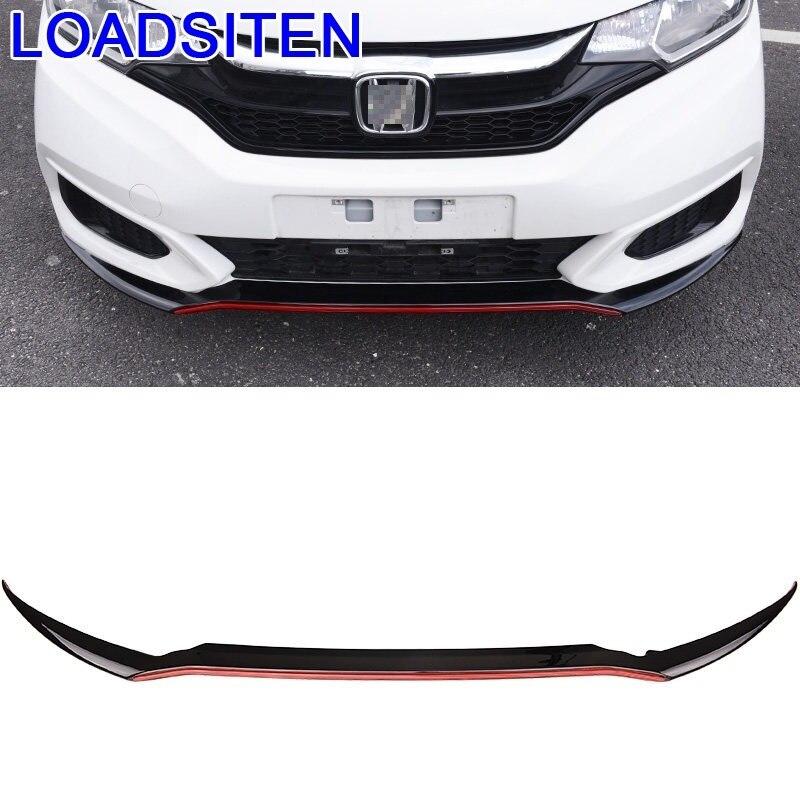 Sticker Coche Stijl Molding Accessoires Bumper Protector Parachoques Auto Modificatie Styling Mouldings 18 Voor Honda Fit