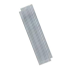 10pcs 500mm Low Temperature Aluminium Repairing Welding Rod Electrodes Welding Sticks Soldering Supplies Easy Melt Steel Sticks