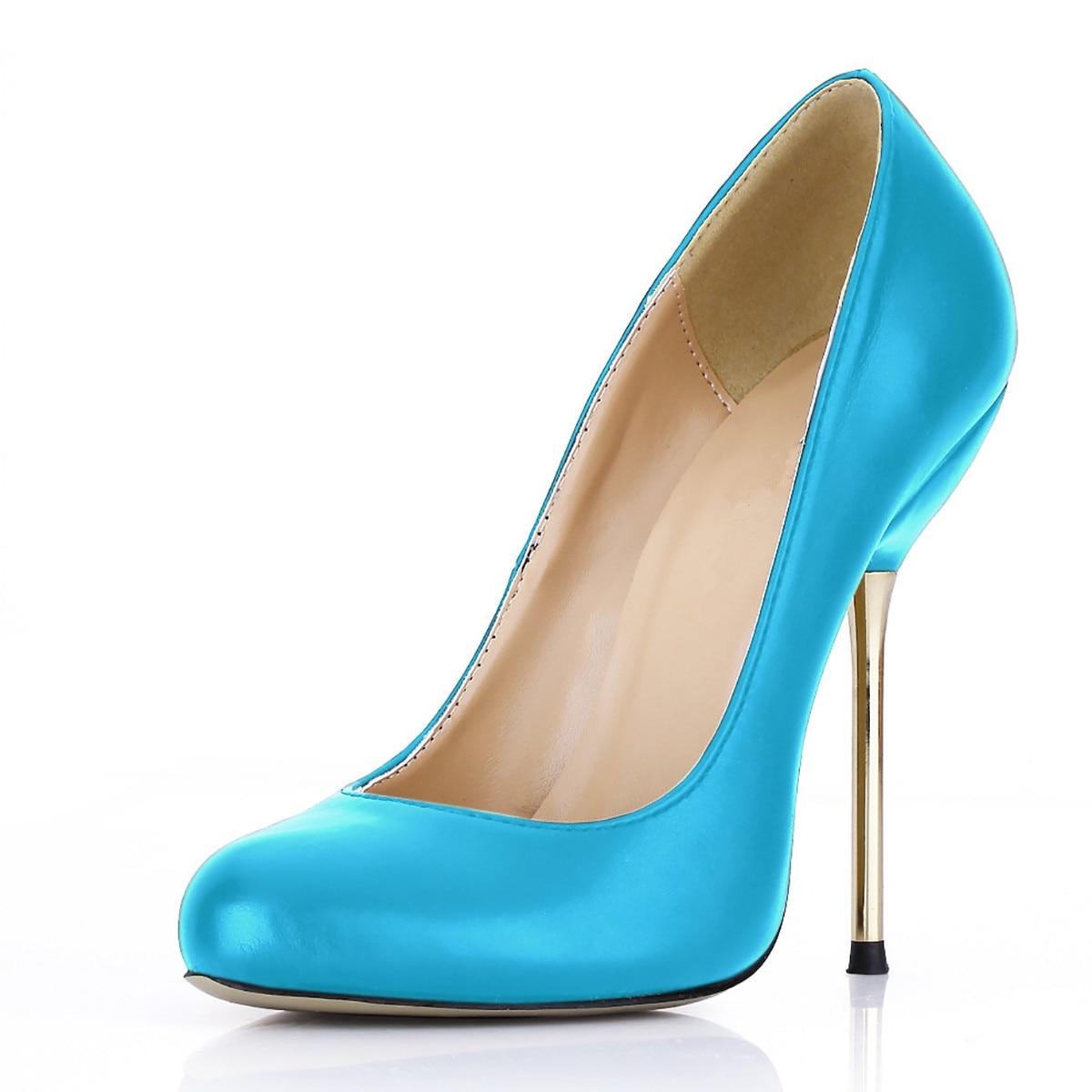 Crossdresser Celebrity Popular Stiletto 12cm thin heels shoes woman zapatos mujer low-top cd club Ladies sexy SM pumps US11 12