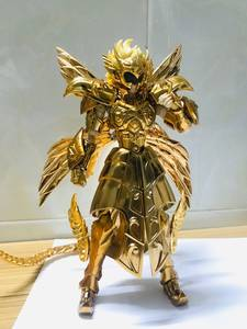 Image 3 - COMIC CLUB IN STOCK JMODEL the 13th gold saint Odysseus Ophiuchus metal armor EX Action Figure