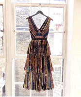 2019 New arrive sequined women dress in stock