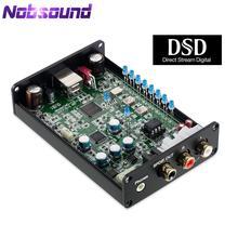 Douk Audio XMOS XU208 USB DAC AUDIO Decoder SPDIF Converter อินเทอร์เฟซดิจิตอลเครื่องขยายเสียงหูฟัง XU208 DOP64 DSD256 PCM384K
