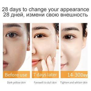 Image 2 - Fonce Red Needle Blood Orange Vc Essence Face Serum 30 Pcs Nicotinamide Liquid Stay Up Late Ampoule Stock Solution No injection
