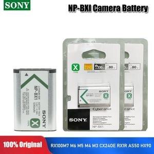 Sony Battery-Pack Camera HX300 BX1 RX100 DSC HX60 AS15 M2 HX50 GWP88 PJ240E 100%Original