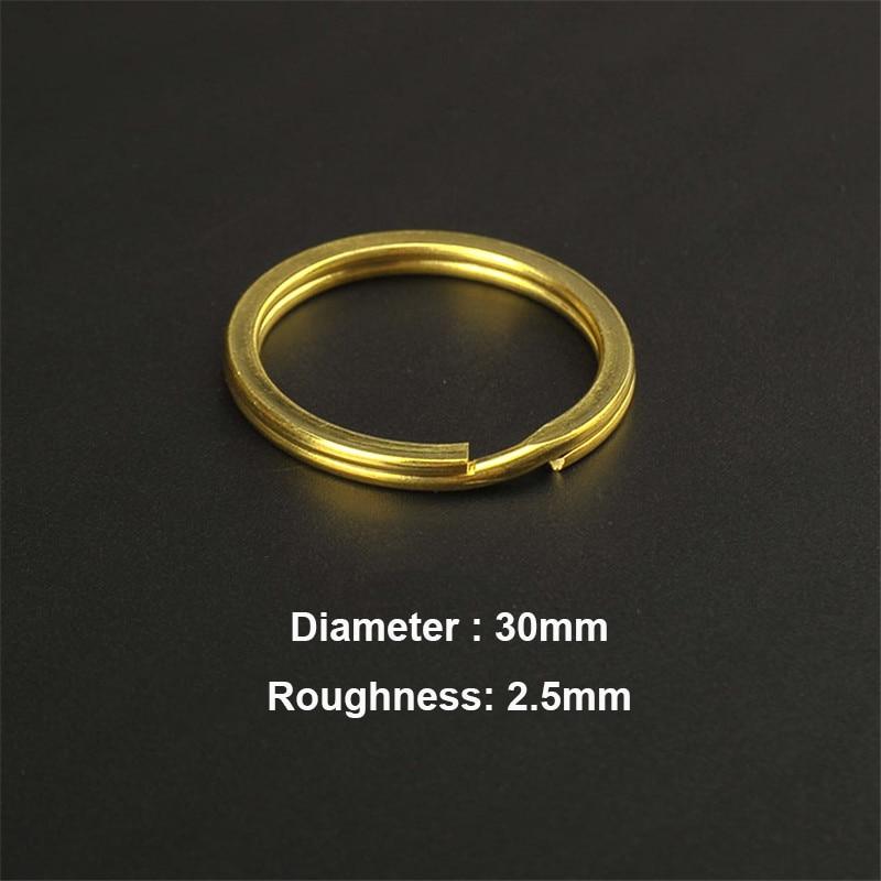 brass keyring (8)